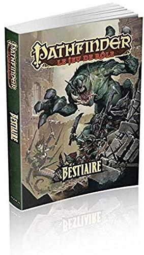 Pathfinder JDR : Bestiaire (Version de poche) - Asmodee - Jeu de société - Jeu de rôle - Livre