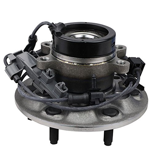 CRS NT515111 New Wheel Bearing Hub Assembly, Front Right (Passenger), fits for 2004-08 Chevy Colorado/GMC Canyon, 2006-08 Isuzu I-350/ I-370, 4WD