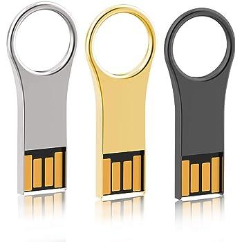 Memorias USB 32GB 2.0 Llaves USB Metales KOOTION Pendrive 32GIGAS ...