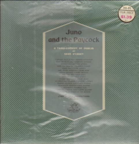 Juno and the Paycock 2xLP product image