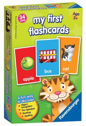 Ravensburger 23374My First Flash Card Game