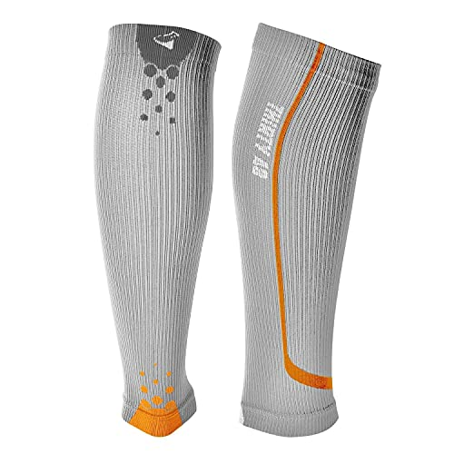 Graduated Calf Compression Sleeves by Thirty48   15-20 OR 20-30 mmHg   Maximize Fast Recovery by Increasing Oxygen to Muscles