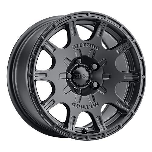 Method Race Wheels 502 VT-SPEC Matte Black 15x7' 5x100', 15mm offset 4.6' Backspace, MR50257051515SC