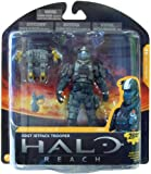 McFarlane Toys Action Figure - Halo Reach Series 3 - ODST Jetpack Trooper (Gray)