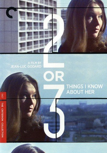 Criterion Collection: Two Or Three Things I Know [Edizione: Stati Uniti]