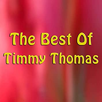 The Best of Timmy Thomas