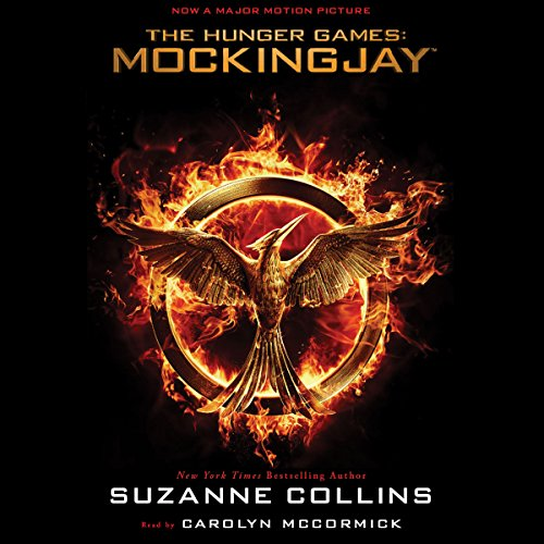 Mockingjay     The Final Book of The Hunger Games              By:                                                                                                                                 Suzanne Collins                               Narrated by:                                                                                                                                 Carolyn McCormick                      Length: 11 hrs and 40 mins     39,345 ratings     Overall 4.4