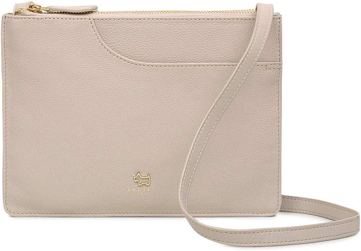 Radley London Womens Pockets Multi-Compartment Leather Crossbody