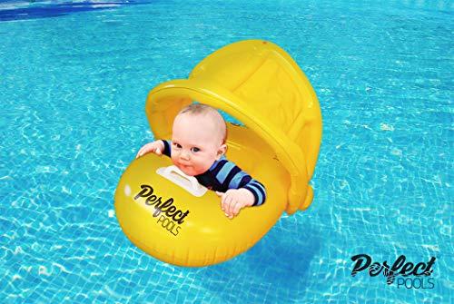 Piscina Oficial para Niños Pequeños ' Piscinas Pperfectas', Flotador para Piscina para Niños