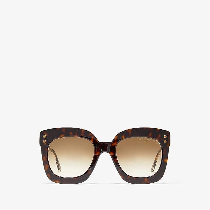 Bottega Veneta  BV0238S (Avana) Fashion Sunglasses