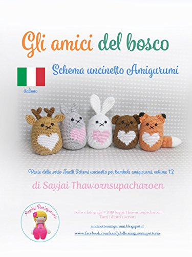 Crochet Doll - Free Tutorial & Pattern | Bambola esercitazione ... | 500x375