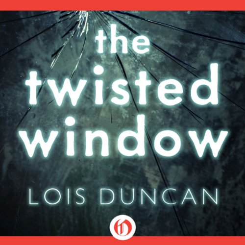 The Twisted Window audiobook cover art