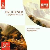 Bruckner: Symphonies 2 & 4