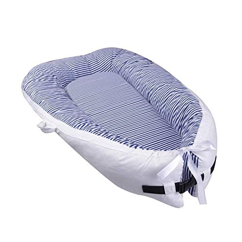 For Sale! ETERLY Corrugated Printed Cotton Canvas Deluxe Newborn Soft Breathable Removable Baby Slee...