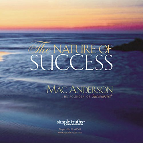 The Nature of Success audiobook cover art