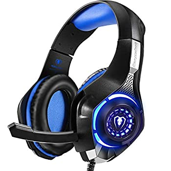 Beexcellent GM-1 Gaming Headset for PS4 PS4 Pro PlayStation 5 Xbox One & Xbox Series X|S Nintendo Switch Mac and Mobile