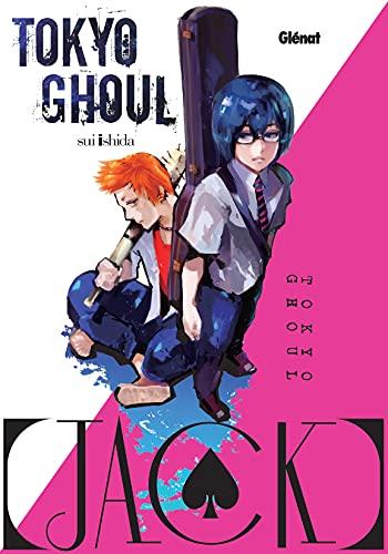 Couverture du livre Tokyo Ghoul Jack: Chapitre 1