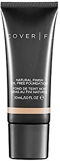 Cover FX Natural Finish Foundation, No. N20, 1 Ounce