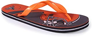 5049f3aa0628 Happy Feet Mens and Womens Officially Licensed Big Logo Flip Flops