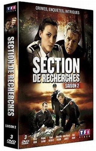 Section de recherches-Saison 2