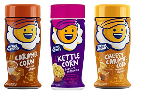 Great Deal! Kernel Season's Variety Pack, 2.85 Ounce Shakers (Pack of 3) (Sweet)