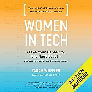 Women in Tech audiobook cover art