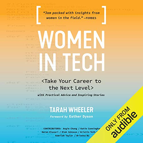 Women in Tech audiobook cover art