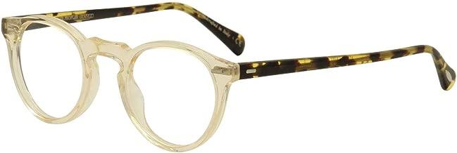 Oliver Peoples Gregory PECK OV 5186 Buff DTB 45/23/150 Men Eyewear Frame