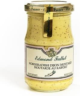 Edmond Fallot Horseradish Dijon Mustard (7.4 ounce)