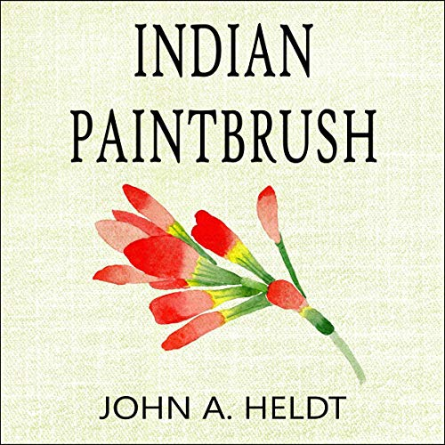Indian Paintbrush audiobook cover art