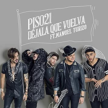 Déjala Que Vuelva (feat. Manuel Turizo)