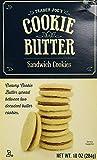 Trader Joe's Cookie Butter Sandwich Cookies (Pack of 3)