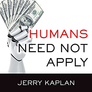 Humans Need Not Apply cover art