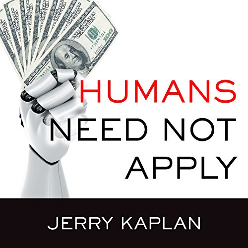 Couverture de Humans Need Not Apply