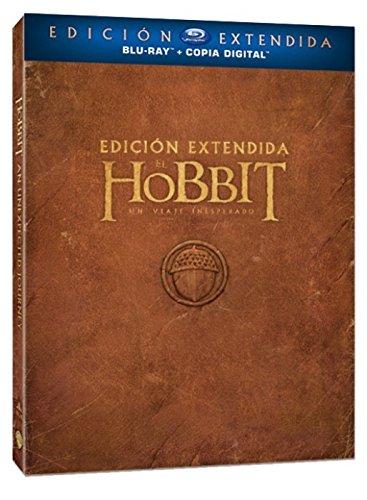 El Hobbit: Un Viaje Inesperado - Edición Extendida (BD) [Blu-ray]