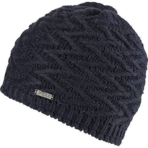 McKINLEY Damen Tabea Mütze, Black Iris, OneSize