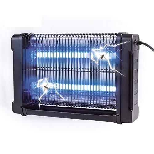 Gardigo Tue Mouche Electrique Lampe UV Anti Moustique Electrique Tue...