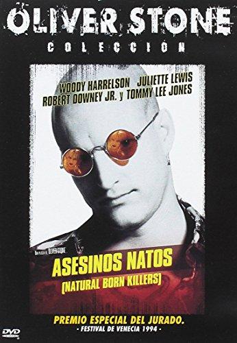 Asesinos natos [DVD]