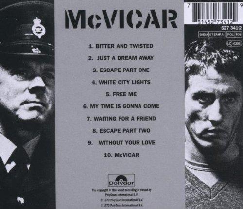 McVicar: Original Soundtrack Recording