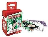Un jeu sans arrêt pour le capitaliste défoie ! But du jeu : Mono-Poly Deal consiste à accumuler des propriétés et voler vos adversaires. Utilisez les cartes Action pour récupérer des locations, changer des cartes, demander des cadeaux d'anniversaire ...