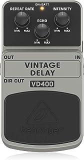 Behringer VD400 - Pedal de efecto delay para guitarra