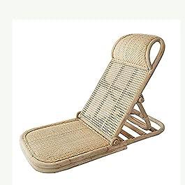 Chaise en Rotin Pliable Chaise D'extérieur Pliable pour Plus De Confort, Design De Dossier Respirant, Conception d…