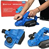650W Power Tools Electric Wood Planer Power Plane Hand Tool with...