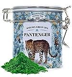 Japanese Matcha Ceremonial Grade (1 Oz). USDA Organic Matcha Green Tea Powder. First Harvest. High levels of Antioxidants and Amino Acids. Pantenger by Leopard Matcha
