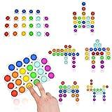 Pizigci Push Bubble Fidget Toy, 22 PCS...