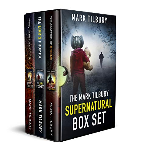 The Mark Tilbury Supernatural Box Set by [Mark Tilbury]