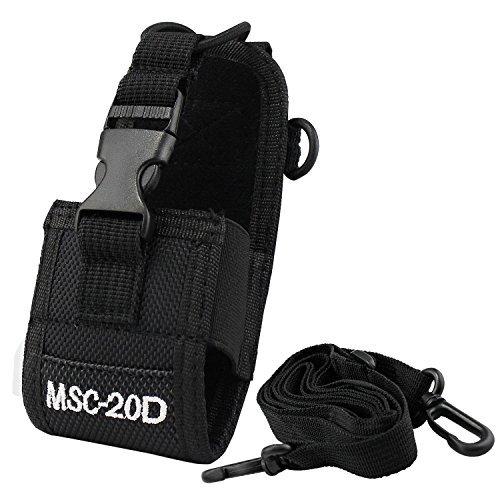 KEESIN multifunctionele tas houder voor GPS-telefoon 2-weg radio walkietalkie holster (20D)