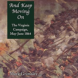 And Keep Moving On audiobook cover art