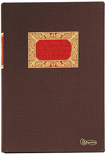 Miquelrius - Libro de Contabilidad, rayado Horizontal tamaño Folio, 100 hojas