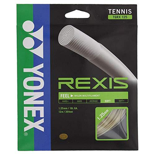 YONEX rexis 16L 125Cuerdas–Cordaje de raqueta de tenis